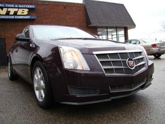 Cadillac CTS 2009 $8940.00 incacar.com