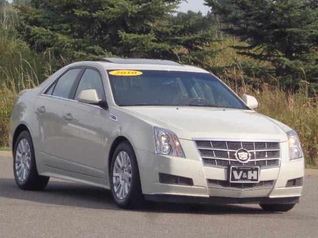 Cadillac CTS 2010 $24782.00 incacar.com
