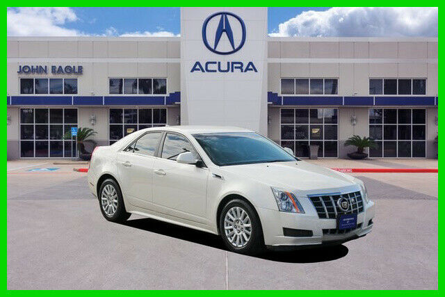 used Cadillac CTS 2012 vin: 1G6DC5E58C0117116