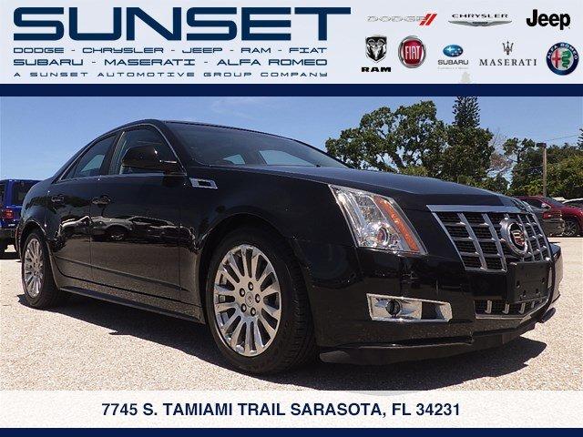 Cadillac CTS 2012 $17488.00 incacar.com
