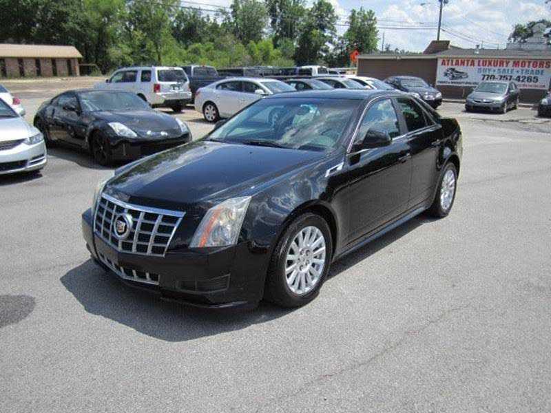 Cadillac CTS 2012 $7999.00 incacar.com