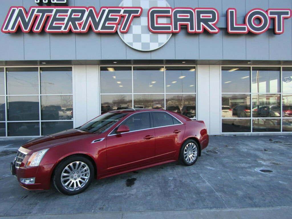 Cadillac CTS 2012 $12945.00 incacar.com