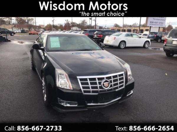 Cadillac CTS 2012 $26995.00 incacar.com