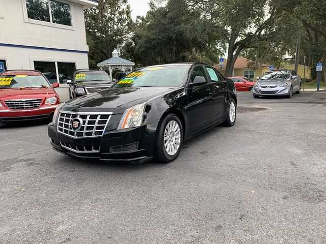 Cadillac CTS 2013 $12777.00 incacar.com