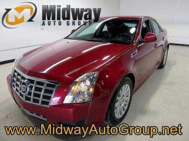 Cadillac CTS 2013 $15799.00 incacar.com