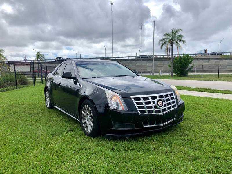 Cadillac CTS 2013 $9500.00 incacar.com