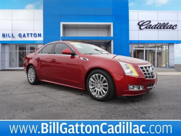 Cadillac CTS 2013 $19672.00 incacar.com