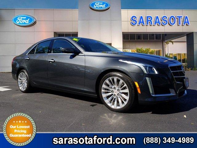 Cadillac CTS 2014 $21300.00 incacar.com