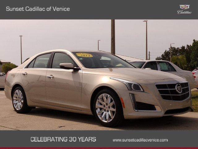 Cadillac CTS 2014 $21899.00 incacar.com