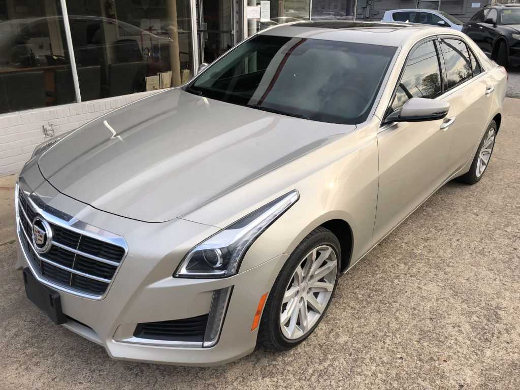 Cadillac CTS 2014 $19999.00 incacar.com