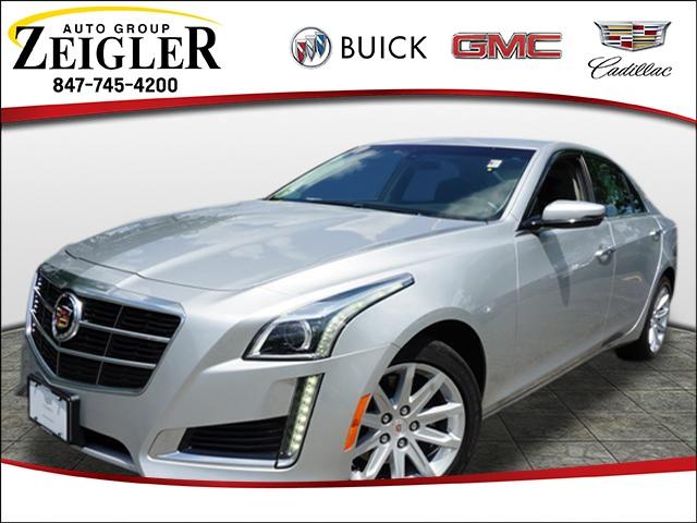 Cadillac CTS 2014 $18962.00 incacar.com