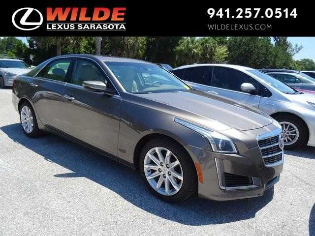 Cadillac CTS 2014 $20990.00 incacar.com