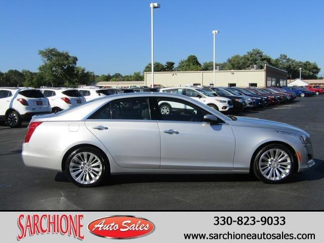 Cadillac CTS 2014 $21490.00 incacar.com