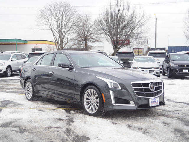 Cadillac CTS 2014 $27995.00 incacar.com