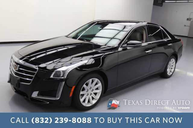 Cadillac CTS 2015 $19280.00 incacar.com