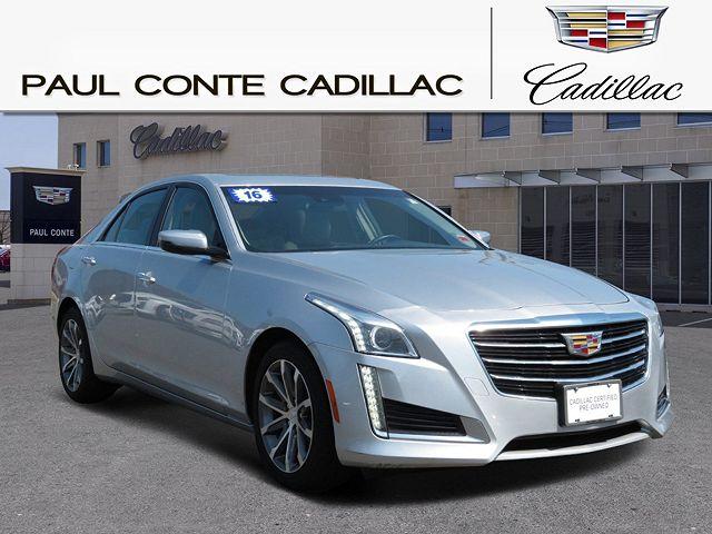 used Cadillac CTS 2016 vin: 1G6AX5SX9G0185850