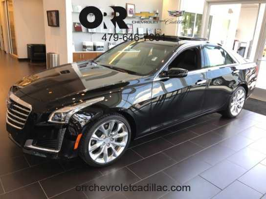 Cadillac CTS 2017 $65455.00 incacar.com