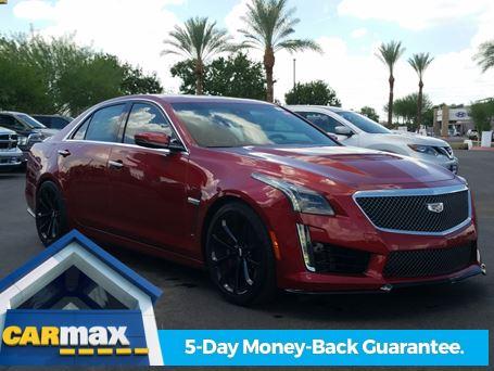 Cadillac CTS 2017 $73998.00 incacar.com