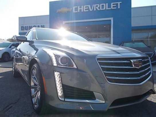 Cadillac CTS 2018 $49336.00 incacar.com