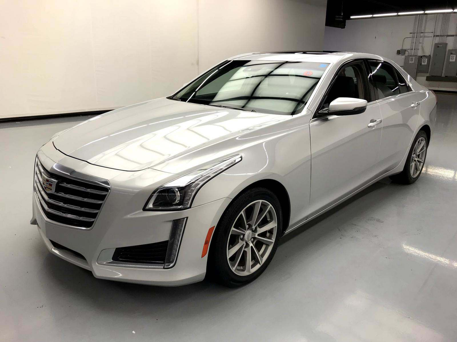 used Cadillac CTS 2019 vin: 1G6AR5SS4K0104003