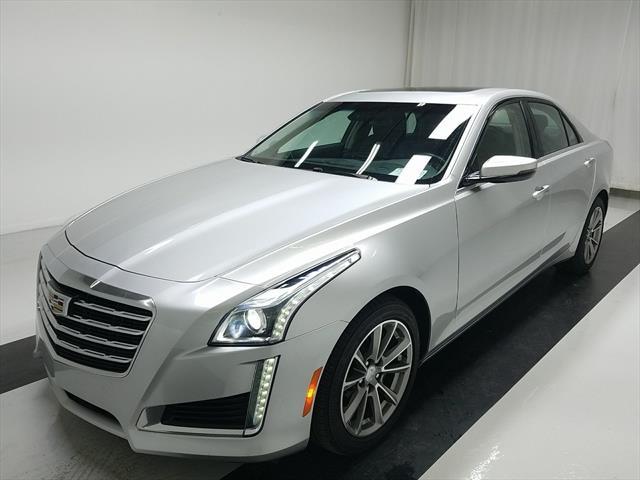 used Cadillac CTS 2019 vin: 1G6AR5SS5K0120047