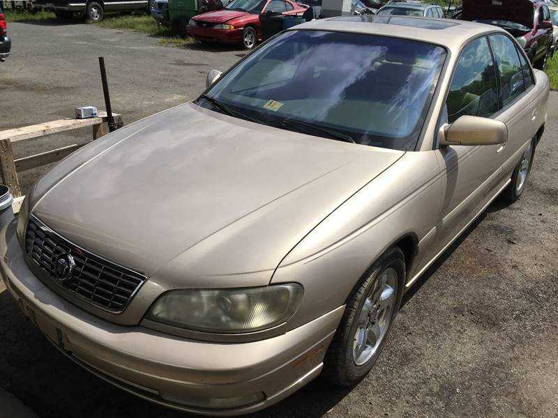 Cadillac Catera 2001 $2695.00 incacar.com