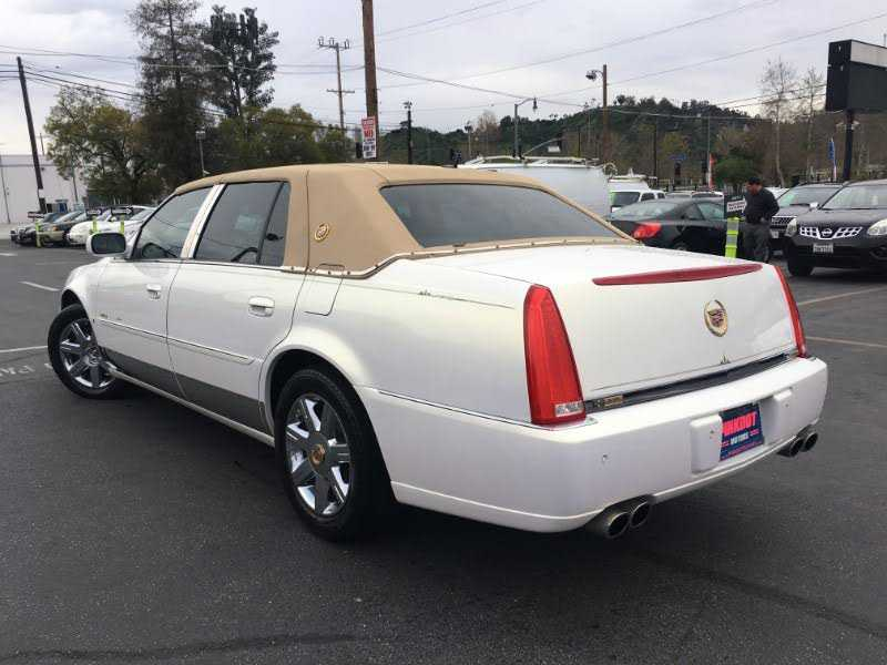 Cadillac DTS 2006 $6011.00 incacar.com