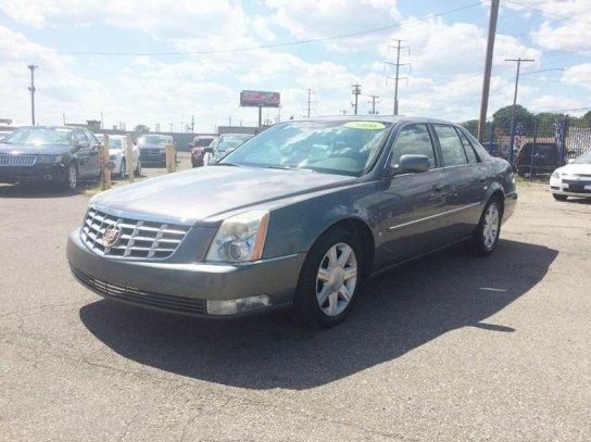 Cadillac DTS 2006 $6995.00 incacar.com