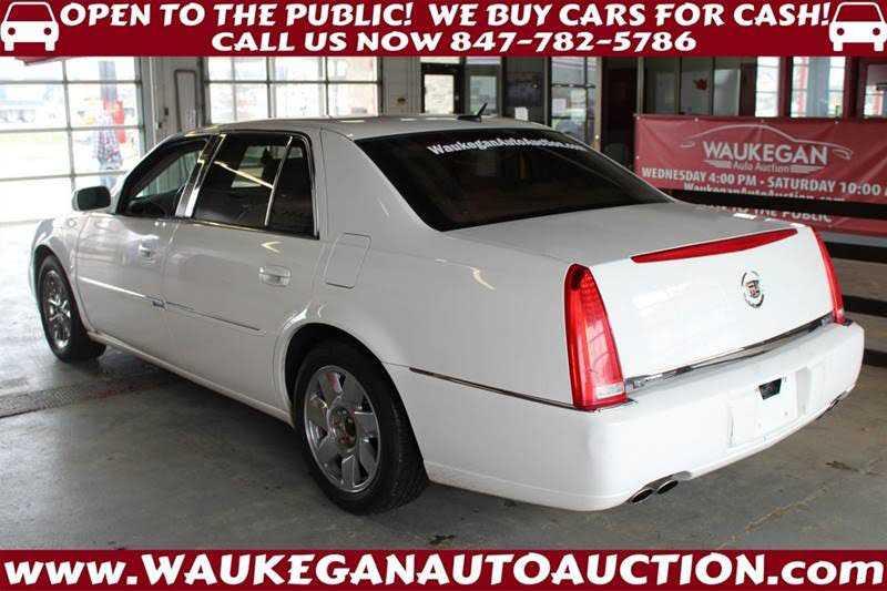 Cadillac DTS 2006 $1600.00 incacar.com