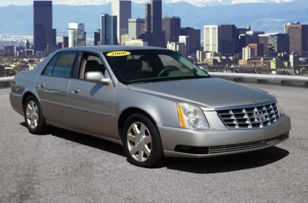 Cadillac DTS 2007 $3944.00 incacar.com