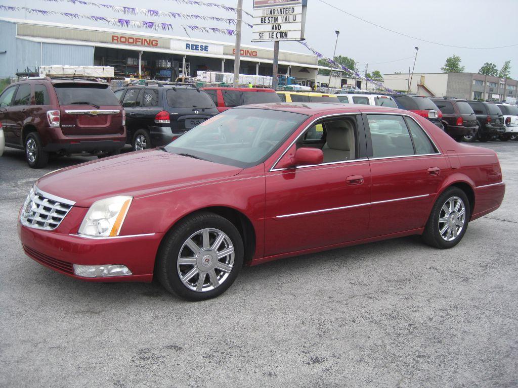 Cadillac DTS 2008 $3495.00 incacar.com