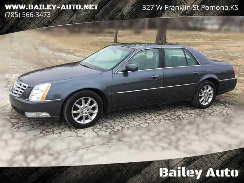 Cadillac DTS 2010 $3500.00 incacar.com