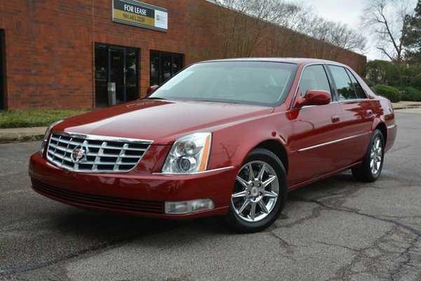 Cadillac DTS 2011 $10993.00 incacar.com