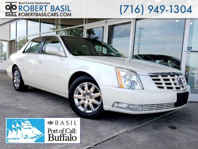 Cadillac DTS 2011 $10971.00 incacar.com