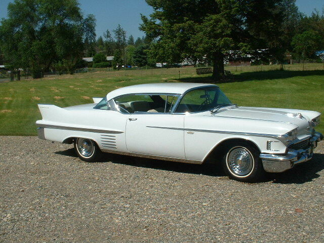 Cadillac De Ville 1958 $20322.00 incacar.com