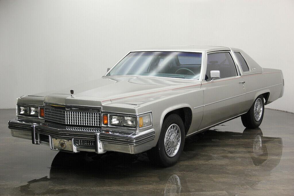 Cadillac De Ville 1979 $4850.00 incacar.com