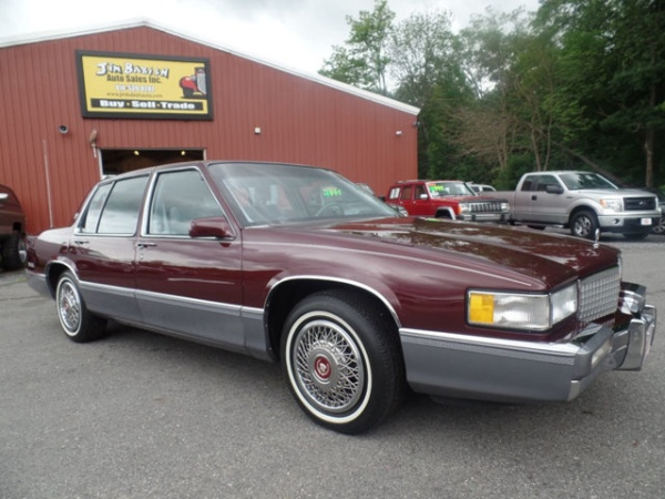 Cadillac De Ville 1990 $9995.00 incacar.com