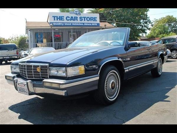 Cadillac De Ville 1991 $5695.00 incacar.com