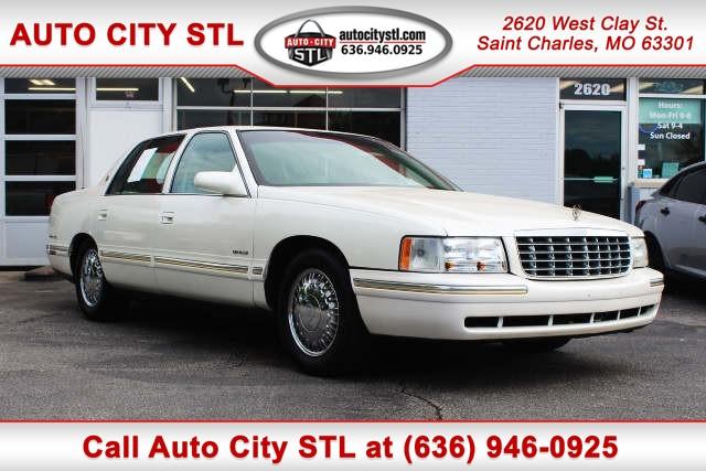 Cadillac De Ville 1997 $7500.00 incacar.com