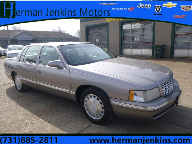 Cadillac De Ville 1998 $3988.00 incacar.com