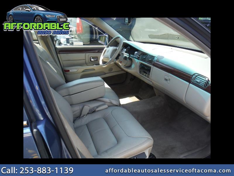 Cadillac De Ville 1998 $3150.00 incacar.com