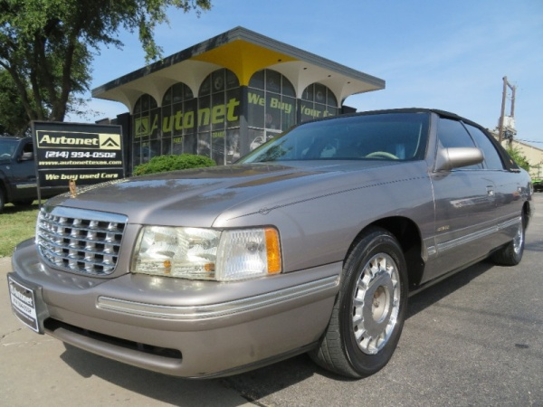 Cadillac De Ville 1998 $2995.00 incacar.com