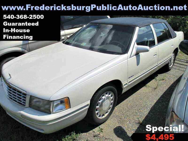 Cadillac De Ville 1999 $3295.00 incacar.com