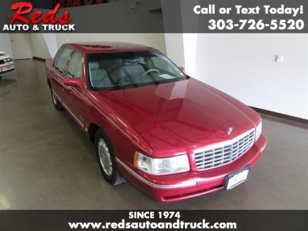 Cadillac De Ville 1999 $3275.00 incacar.com