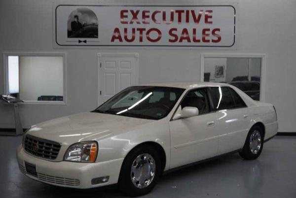 Cadillac De Ville 2000 $4888.00 incacar.com