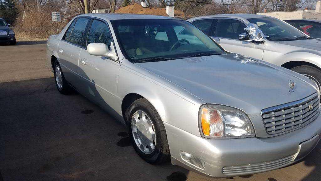 Cadillac De Ville 2000 $3895.00 incacar.com