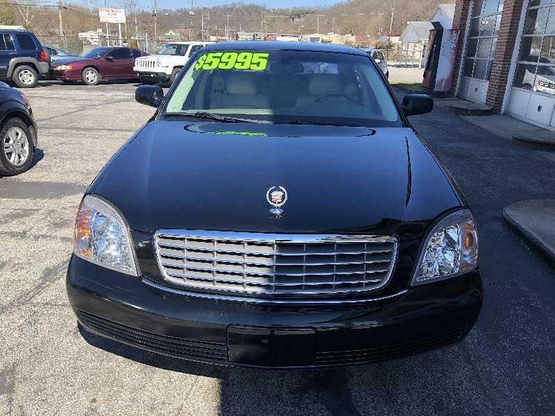 Cadillac De Ville 2000 $4495.00 incacar.com