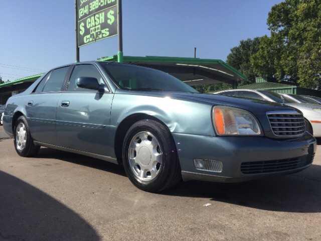 Cadillac De Ville 2000 $750.00 incacar.com