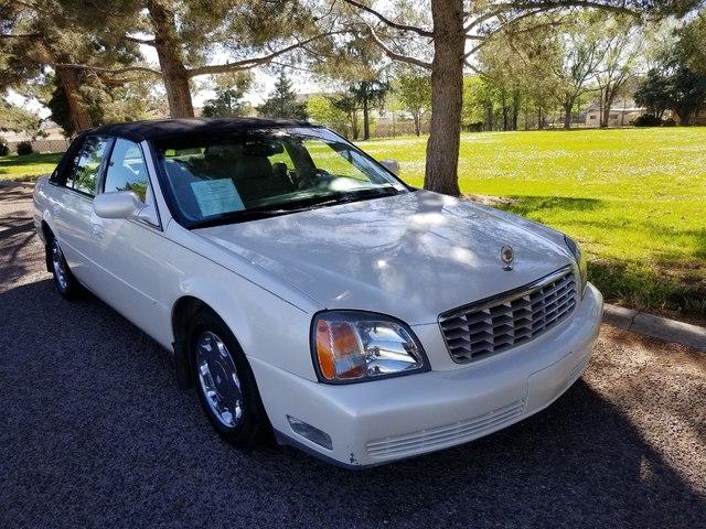 Cadillac De Ville 2001 $3500.00 incacar.com