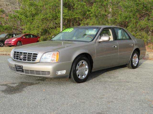 Cadillac De Ville 2001 $5694.00 incacar.com